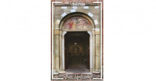 9 aprile – Visita guidata alla Basilica di San Lanfranco a Pavia