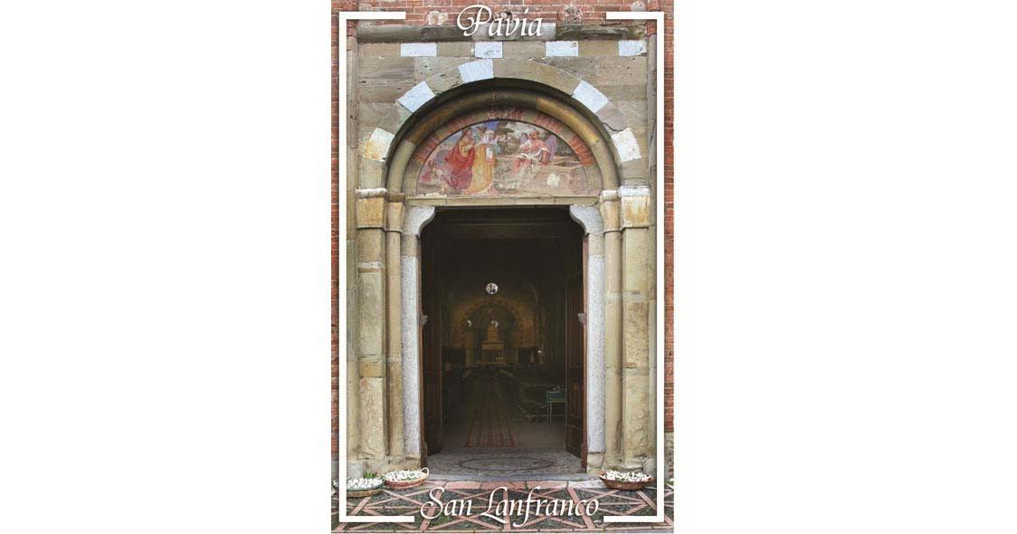 San Lanfranco ingresso