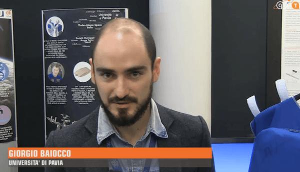 Sul sito dell'Agenzia Spaziale Italiana la video-intervista sul progetto PERSEO coordinato da UNIPV