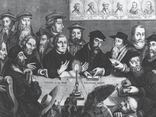 6 aprile - 1517-2017: Cinque secoli dopo Lutero