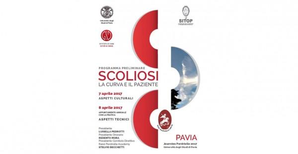 7 e 8 aprile – Scoliosi. La curva e il paziente