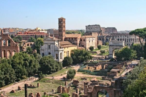 Dal 22 al 26 aprile - Viaggio di studio a Roma