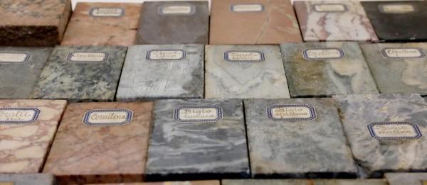 25 febbraio - Lo sapevate che presso il Museo di archeologia esiste una raccolta di marmi didattici?