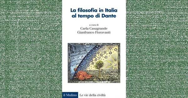 """14 febbraio – Presentazione libro """"La filosofia in Italia al tempo di Dante"""""""