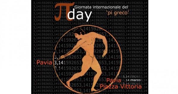 14 marzo - Manifestazione nel segno del Pi greco day (π)