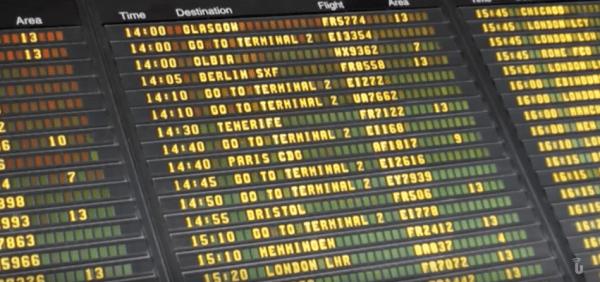 Università di Pavia: come cambiano i prezzi delle compagnie aeree? (Video)