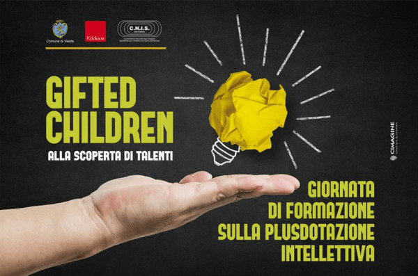 4 marzo – Gifted Children