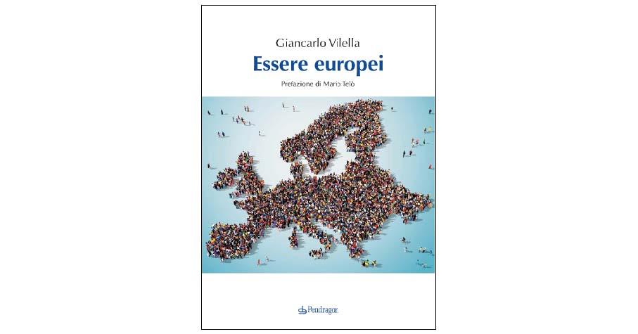 Copertina Essere europei