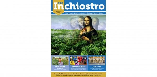 Nuovo numero di Inchiostro dedicato al tema delle droghe leggere