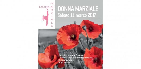 11 marzo – Donna marziale