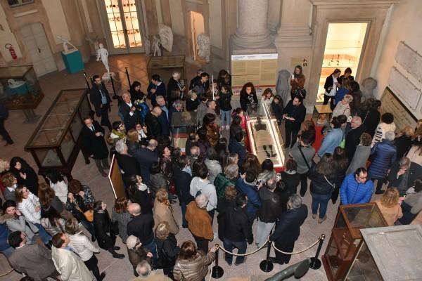25 marzo – Apertura Museo di Archeologia UNIPV