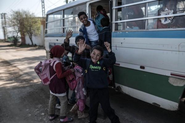5 aprile - Testimonianza: Siria e Medioriente. Incontro con Alfonso Fossà