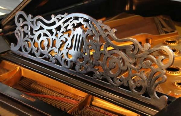 10 aprile - Presentazione del restauro del pianoforte a coda Steinway