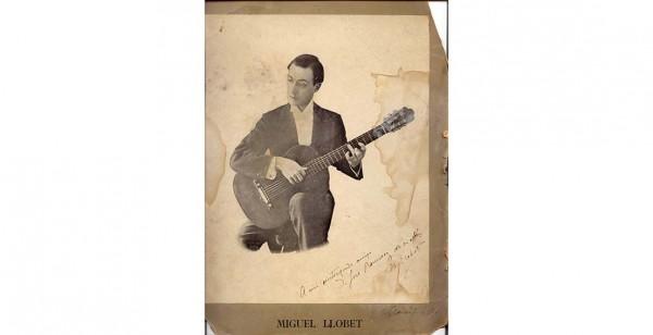 6 e 7 aprile – Miguel Llobet: chitarrista dell'impressionismo