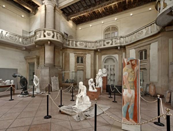 15 settembre – Apertura Museo di Archeologia UNIPV
