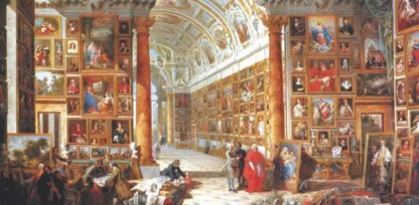 1 giugno - Princeps artifex: teoria dell'arte e sovranità dinastica tra Cinque e Seicento