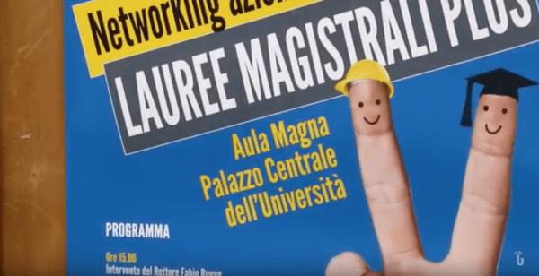 Lauree Magistrali Plus: le aziende partner incontrano gli studenti dell'Università di Pavia (Video)