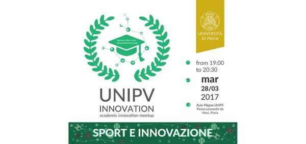 28 marzo – Sport e Innovazione