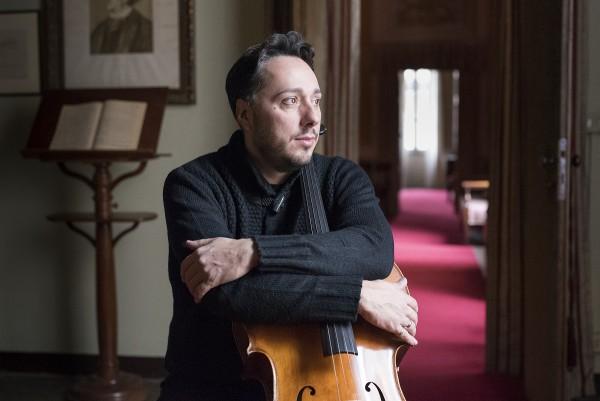 23 marzo - Gabriele Geminiani, Masterclass Pavia Cello Academy
