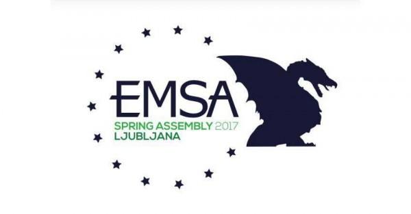 Cinque Rappresentanti degli Studenti di Medicina UNIPV parteciperanno ai lavori della Spring Assembly dell'EMSA