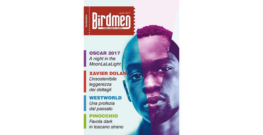 Copertina Birdmen