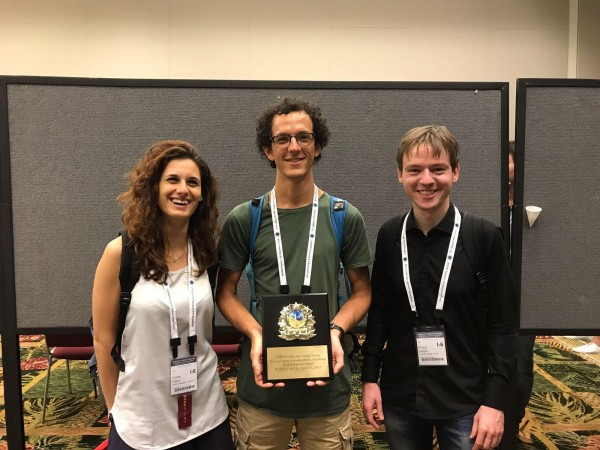 Ricercatori del Brain Connectivity Center di Pavia vincitori della competizione internazionale TraCED