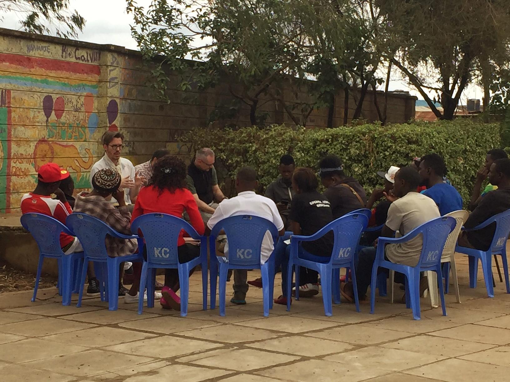 Ciak Kibera Africa 1