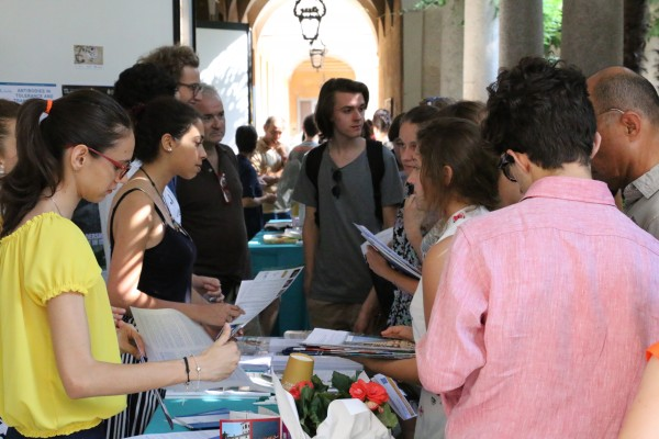 14 luglio – Porte Aperte all'Università di Pavia