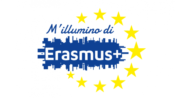 9 maggio – M'illumino di Erasmus+