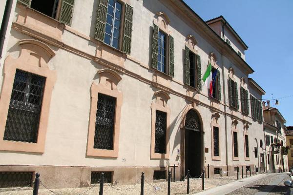 Palazzo Vistarino Ingresso