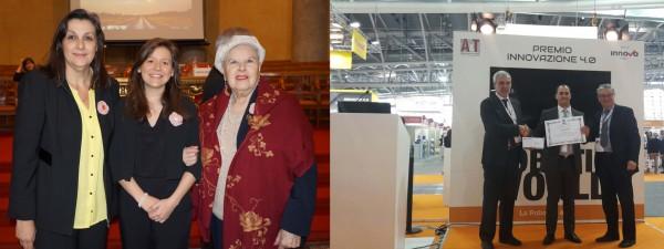 Premi di laurea a due studenti del Laboratorio di Microonde UNIPV