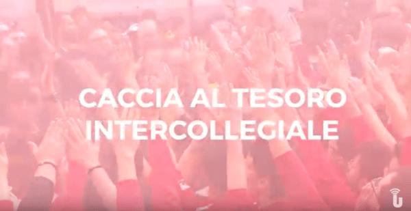 La Caccia al Tesoro Intercollegiale 2017 con gli studenti dell'Università di Pavia (Video)