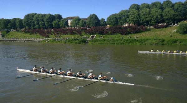 L'Università di Pavia vince la 55esima edizione della regata Pavia-Pisa