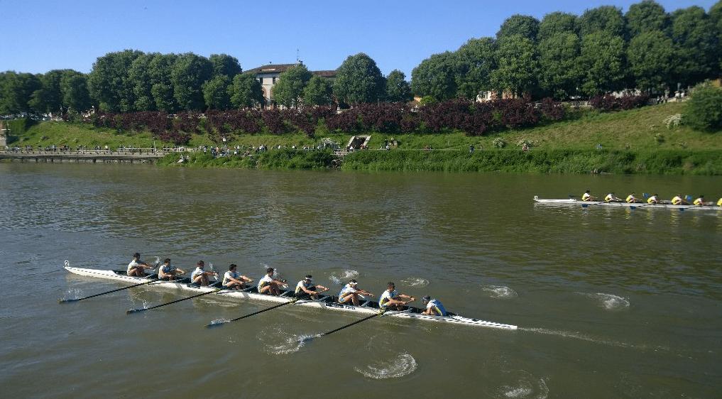 Regata Pavia Pisa 2017