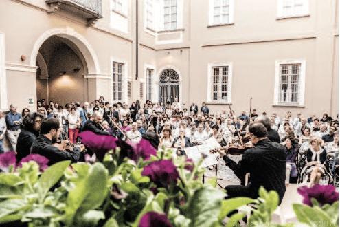 """5 giugno - Rassegna di Musica da Camera """"Cortili in Musica"""""""