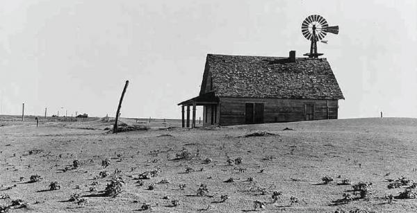 6 giugno - La Grande Depressione e i suoi modernismi