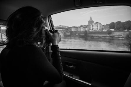 """Dal 14 maggio al 14 giugno – Mostra fotografica """"Taxi con vista"""""""