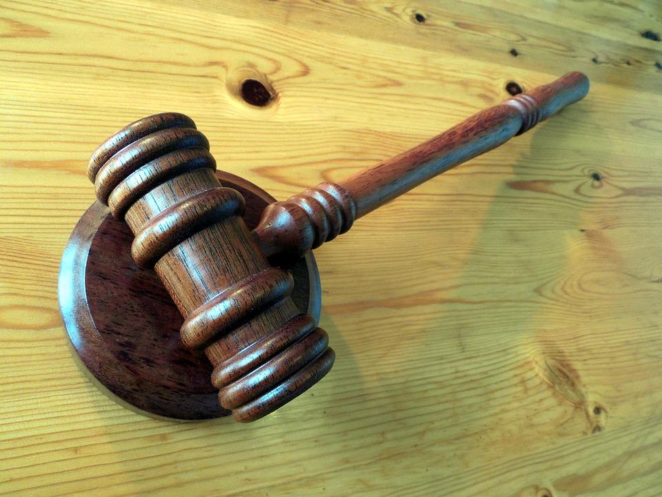 martelletto giurisprudenza legge