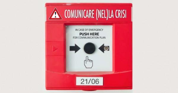 """21 giugno – Workshop """"Se succedesse a te? Comunicare (nel)la crisi"""""""