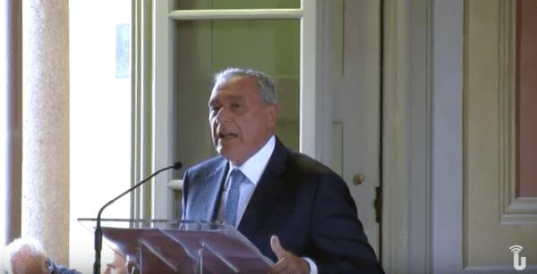 La lezione di Giovanni Falcone: Pietro Grasso all'Università di Pavia (Video)