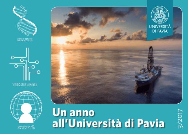 """Uscita l'edizione 2017 di """"Un anno all'Università di Pavia"""""""