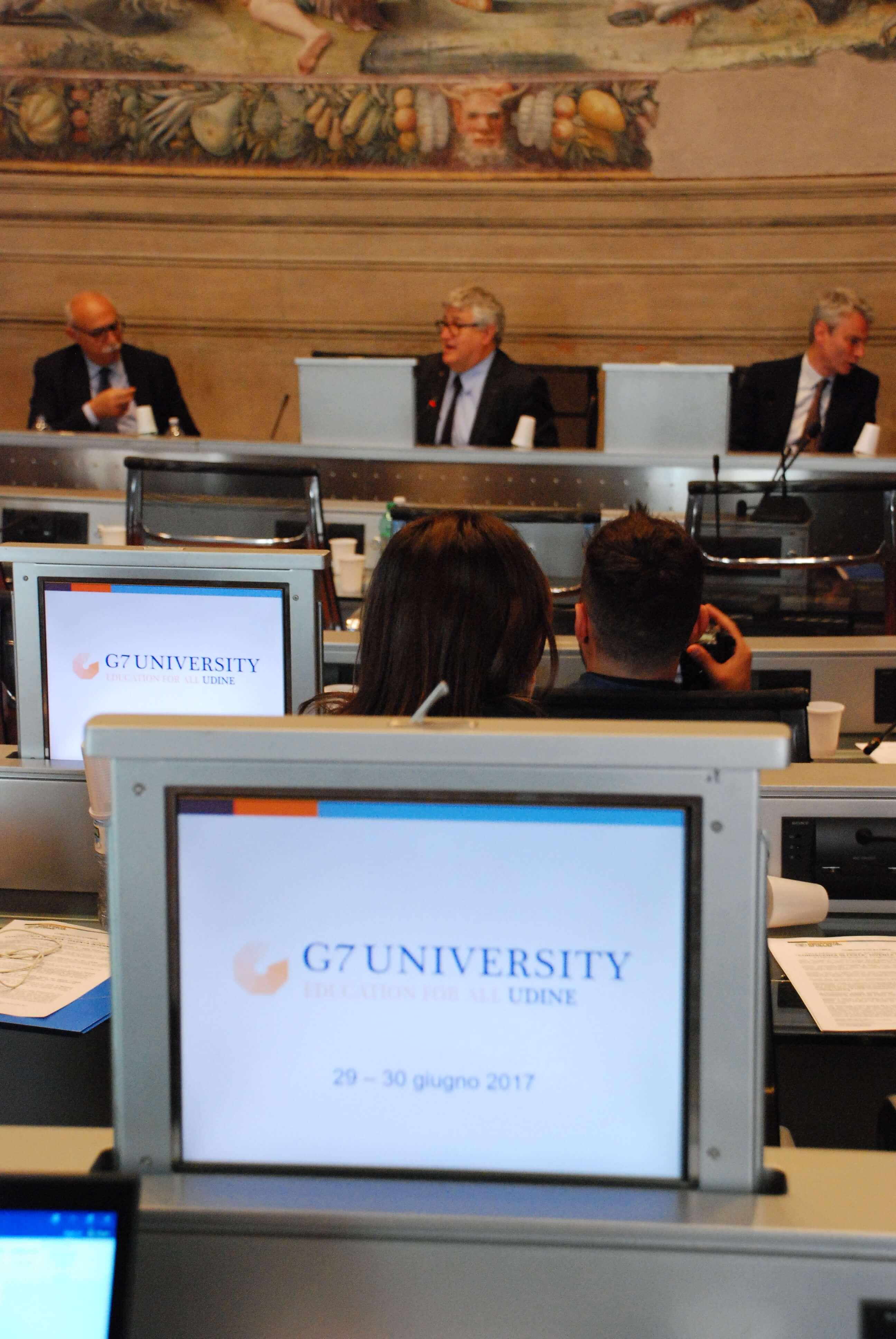 G7 università