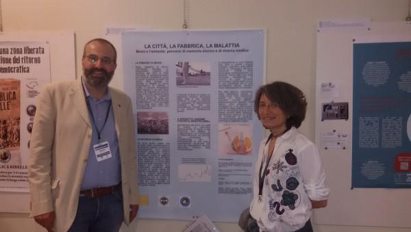 Amianto e mesotelioma: ricerca storica e medica targata UniPv al primo convegno italiano di Public History