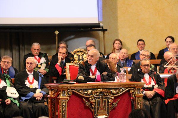 13 novembre – Inaugurazione Anno Accademico Università di Pavia