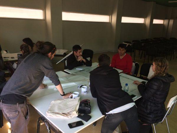 "Dal 4 al 15 settembre - UNIPV partecipa al 5° Workshop ""Patrimonio Arquitectonico Fuente de Nueva Arquitectura"""