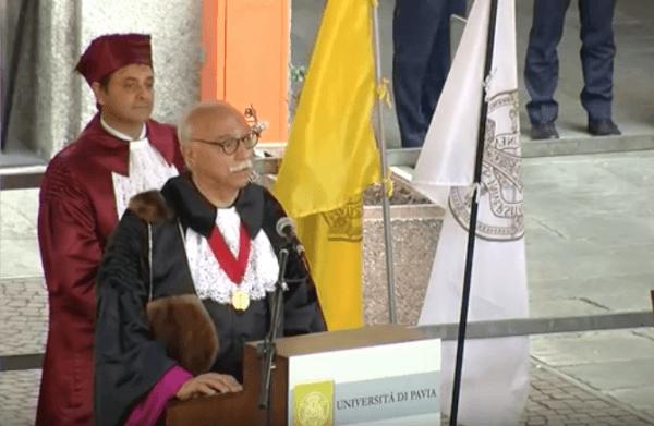 Giornata del Laureato 2017: il discorso del Rettore (Video)
