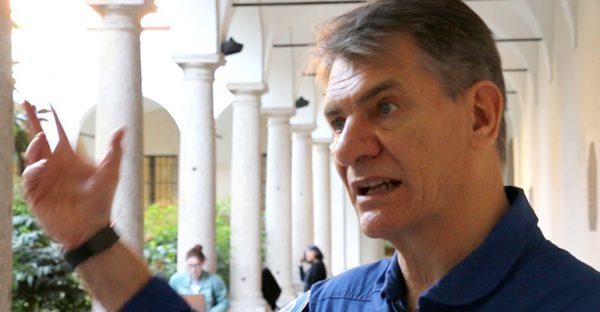 L'Università di Pavia torna nello Spazio, l'intervista a Paolo Nespoli (video)