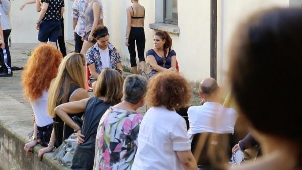 Scuola di Teatro Unipv-Fraschini: gli studenti in scena a San Tommaso (Video)