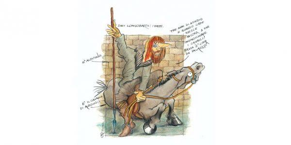 """Dal 14 settembre al 28 ottobre - Mostra """"Regine e Re longobardi. Documenti e immagini"""""""
