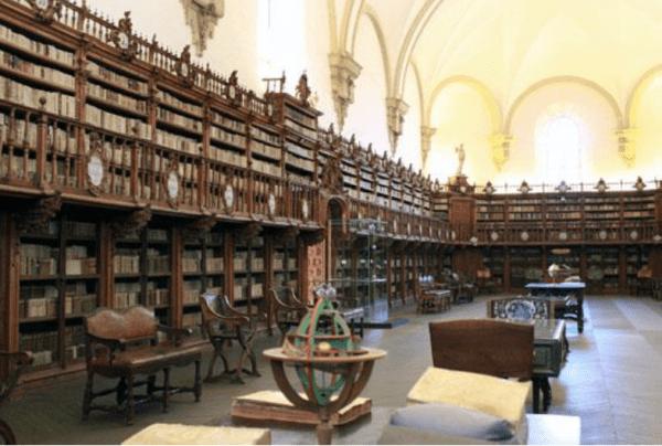 14 settembre - La Biblioteca General Histórica dell'Università di Salamanca come centro di studio e di ricerca